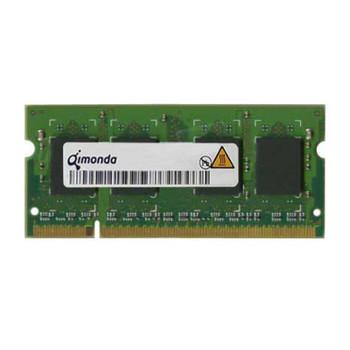 HYS64T128020EDV-2.5C2 Qimonda 1GB DDR2 SoDimm Non ECC PC2-6400 800Mhz Memory
