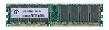 NT256D64SH8BAGM75B/N Nanya 256MB DDR Non ECC PC-2100 266Mhz Memory
