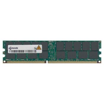 IMHH2GP13A1F1C-08E Qimonda 2GB DDR3 Registered ECC PC3-6400 800Mhz 2Rx8 Memory