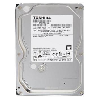 DT01ACA100 Toshiba 1TB 7200RPM SATA 6.0 Gbps 3.5 32MB Cache Desktop Hard Drive