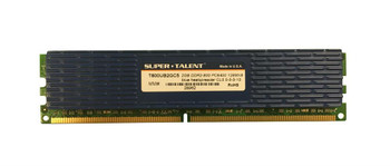 T800UB2GC5 Super Talent 2GB DDR2 Non ECC PC2-6400 800Mhz 2Rx8 Memory