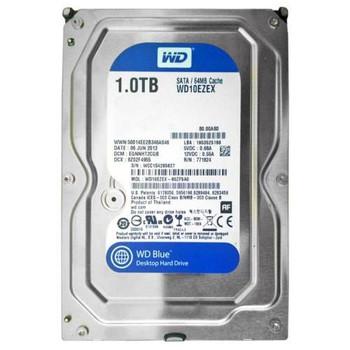 WD10EZEX Western Digital 1TB 7200RPM SATA 6.0 Gbps 3.5 64MB Cache Caviar Hard Drive
