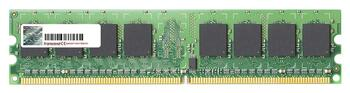 TS256MLQ64V4U Transcend 2GB DDR2 Non ECC PC2-3200 400Mhz Memory