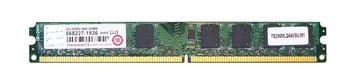 TS256MLQ64V8U Transcend 2GB DDR2 Non ECC PC2-6400 800Mhz Memory