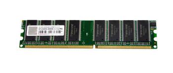 TS512MAP9656 Transcend 512MB DDR Non ECC PC-3200 400Mhz Memory