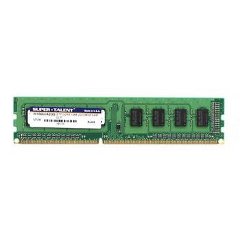 W1066UA2GS Super Talent 2GB DDR3 Non ECC PC3-8500 1066Mhz 1Rx8 Memory
