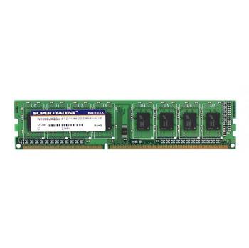 W1066UA2GV Super Talent 2GB DDR3 Non ECC PC3-8500 1066Mhz Memory