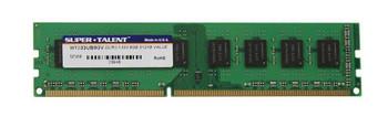 W1333UB8GV Super Talent 8GB DDR3 Non ECC PC3-10600 1333Mhz Memory