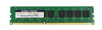 W1600EB8GS Super Talent 8GB DDR3 ECC PC3-12800 1600Mhz 2Rx8 Memory