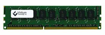 VL31B5263F-F8S Virtium 4GB DDR3 ECC PC3-8500 1066Mhz 2Rx8 Memory