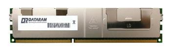 DRC160082X/128GB Dataram 128GB (2x64GB) DDR3 Registered ECC PC3-12800 1600Mhz Memory