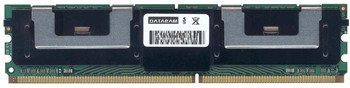DRST5220/8GB Dataram 8GB (2x4GB) DDR2 Fully Buffered FB ECC PC2-5300 667Mhz Memory