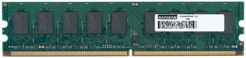 DRSX2100M2/2GB Dataram 2GB (2x1GB) DDR2 ECC PC2-5300 667Mhz Memory