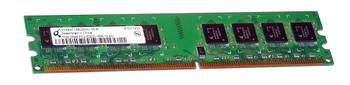 HYS64T128020HU-3S-B Qimonda 1GB DDR2 Non ECC PC2-5300 667Mhz Memory