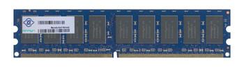 NT512T72U89A0F-37B Nanya 512MB DDR2 ECC PC2-4200 533Mhz Memory