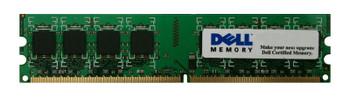 0Y5912 Dell 512MB DDR2 Non ECC PC2-3200 400Mhz Memory