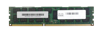 15-102104-01 Cisco 16GB DDR3 Registered ECC PC3-12800 1600Mhz 2Rx4 Memory