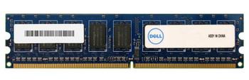 21X03 Dell 4GB DDR2 ECC PC2-5300 667Mhz Memory