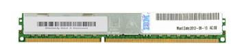 46W0692 IBM 4GB DDR3 Registered ECC PC3-12800 1600Mhz 2Rx8 Memory