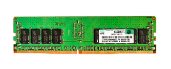 840756-091 HPE 16GB DDR4 Registered ECC PC4-21300 2666MHz 2Rx8 Memory