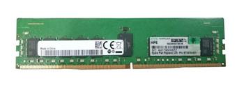 872970-001 HPE 16GB DDR4 Registered ECC PC4-21300 2666MHz 1Rx4 Memory