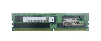 882361-091 HPE 32GB DDR4 Registered ECC PC4-21300 2666MHz 2Rx4 Memory