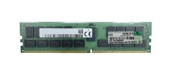 882448-001 HPE 32GB DDR4 Registered ECC PC4-21300 2666MHz 2Rx4 Memory