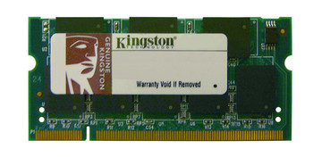 9905064-024 Kingston 512MB DDR SoDimm Non ECC PC-2700 333Mhz Memory