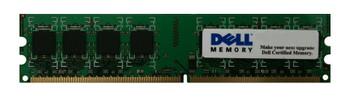 A1279024 Dell 1GB DDR2 Non ECC PC2-3200 400Mhz Memory