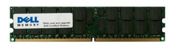 A1279131 Dell 4GB (2x2GB) DDR2 ECC PC2-3200 400Mhz Memory