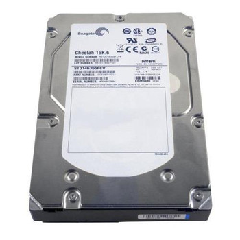 9CE007-031 Seagate 146GB 15000RPM Fibre Channel 4 Gbps 3.5 16MB Cache Cheetah Hard Drive
