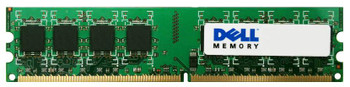 C6844D Dell 1GB DDR2 Non ECC PC2-4200 533Mhz Memory