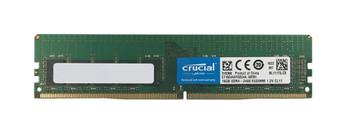 CT16G4WFD824A.18FB1 Crucial 16GB DDR4 ECC PC4-19200 2400Mhz 2Rx8 Memory