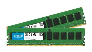 CT2K8G4RFS424A Crucial 16GB (2x8GB) DDR4 Registered ECC PC4-19200 2400Mhz Memory