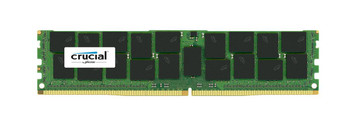 CT32G4RFD8266.2G6E1.001 Crucial 32GB DDR4 Registered ECC PC4-21300 2666MHz 2Rx4 Memory