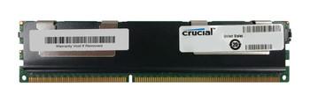 CT409672BQ1067Q Crucial 32GB DDR3 Registered ECC PC3-8500 1066Mhz 4Rx4 Memory