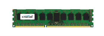 CT51272BA186D.18FKD Crucial 4GB DDR3 ECC PC3-14900 1866Mhz 1Rx8 Memory