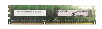 CT8G3ERSLS41339.18FED Crucial 8GB DDR3 Registered ECC PC3-10600 1333Mhz 1Rx4 Memory