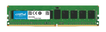 CT8G4RFD824A.18FB1 Crucial 8GB DDR4 Registered ECC PC4-19200 2400Mhz 2Rx8 Memory