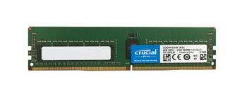 CT8G4RFS424A.18FB1 Crucial 8GB DDR4 Registered ECC PC4-19200 2400Mhz 1Rx4 Memory