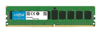 CT8G4RFS824A.9FB1 Crucial 8GB DDR4 Registered ECC PC4-19200 2400Mhz 1Rx8 Memory