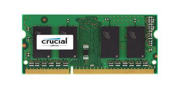 CT8G4TFD824A Crucial 8GB DDR4 SoDimm ECC PC4-19200 2400Mhz 2Rx8 Memory