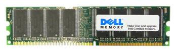 D0P973 Dell 1GB DDR Non ECC PC-2100 266Mhz Memory