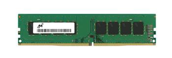 MTA8ATF1G64AZ-2G6 Micron 8GB DDR4 Non ECC PC4-21300 2666MHz 1Rx8 Memory