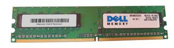 SNPU8622CK2/2G Dell 2GB (2x1GB) DDR2 Non ECC PC2-4200 533Mhz Memory