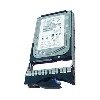 24P3719 IBM 36GB 10000RPM Fibre Channel 2 Gbps 3.5 4MB Cache Hot Swap Hard Drive