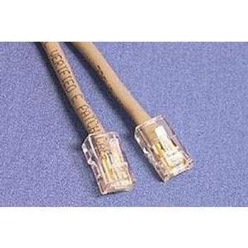 3827GY-35 ABL 35ft Cat5 Utp 568b Patch Cable Rj45 M-m Gry