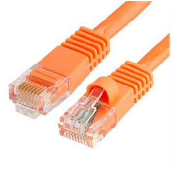 PC5E-40F-RED-S Oncore Power Cat5e Ethernet Patch Cable Utp Red Snagless 40ft