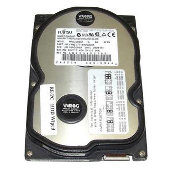 MPD3108AT Fujitsu 10GB 5400RPM ATA 66 3.5 512KB Cache Hard Drive