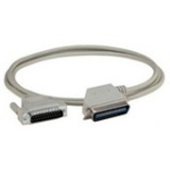 BC00603 Black Box Parallel Printer Cable Centronics Male Parallel DB-25 Male Parallel 15ft